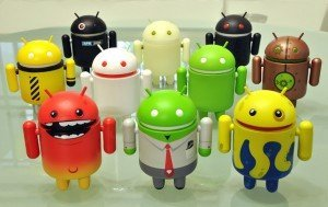 Android Many