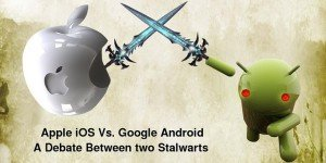 AndroidVsiOS4
