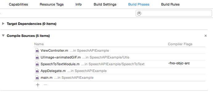 Using Google speech API In Your iOS Application