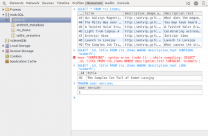 debugging Stetho 2