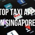 Top Taxi app Singapore