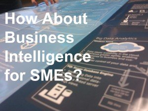 Business Intelligence for SMEs.