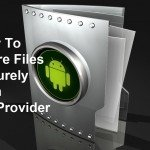 Share Files with FileProvider