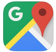 Top 6 apps_Google map
