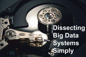 dissecting big data systems simply