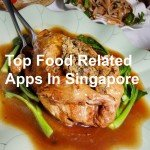 top food related apps singapore