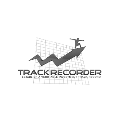Trackrecorder fintech website