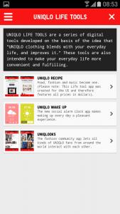 Uniqlo Life Tools