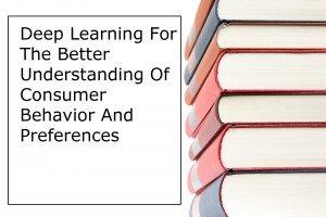 Deep learning understanding of behavior