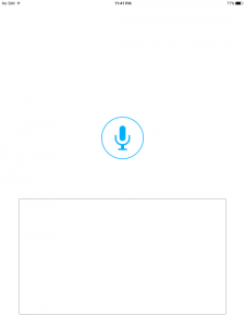 Native Speech Recognition For iOS