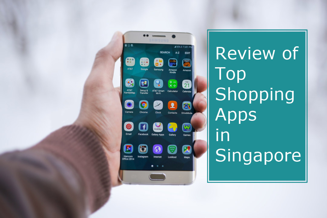review of top shopping apps in singapore. Black Bedroom Furniture Sets. Home Design Ideas