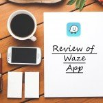 review of waze app