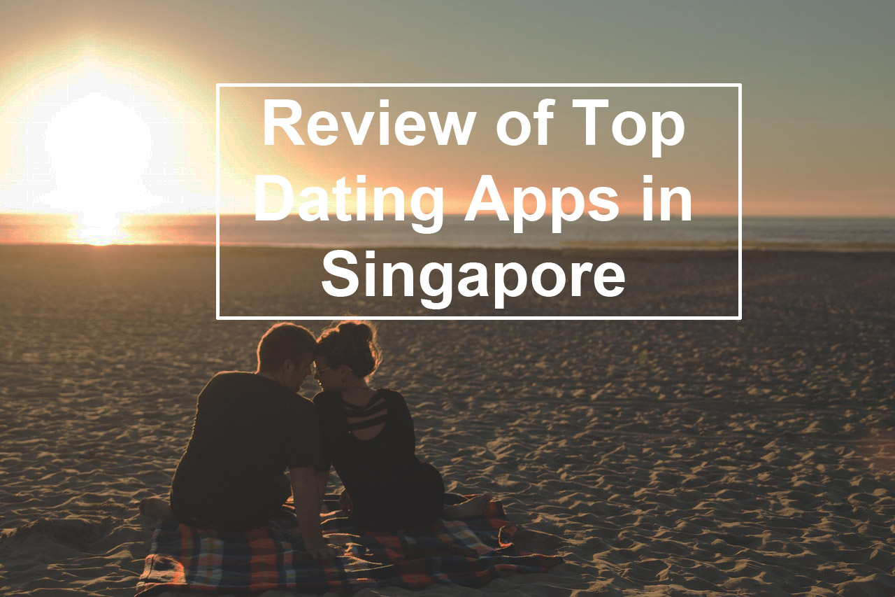 Rating of dating apps