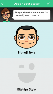 Review of popular bitmoji app_01