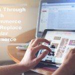 mcommerce replace regular commerce