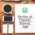 Review of bitmoji app_cover