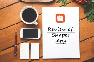Review of Shopee App_Cover