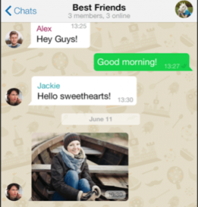 Chat Integration