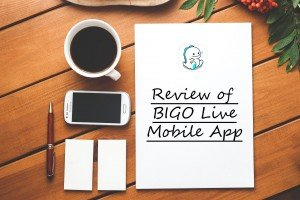 Review of BIGO Live Mobile App_Cover