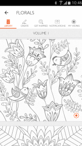 Review of Colorfy_images for coloring
