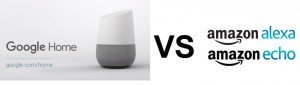 Tech Giants Battling It Out On Home Automation_Google home vs amazon echo alexa