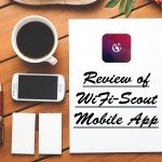 review of wifi scout mobile app - cover page