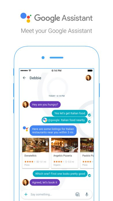 review of allo app_google assistant