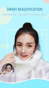 review of meitu app_smart beautification
