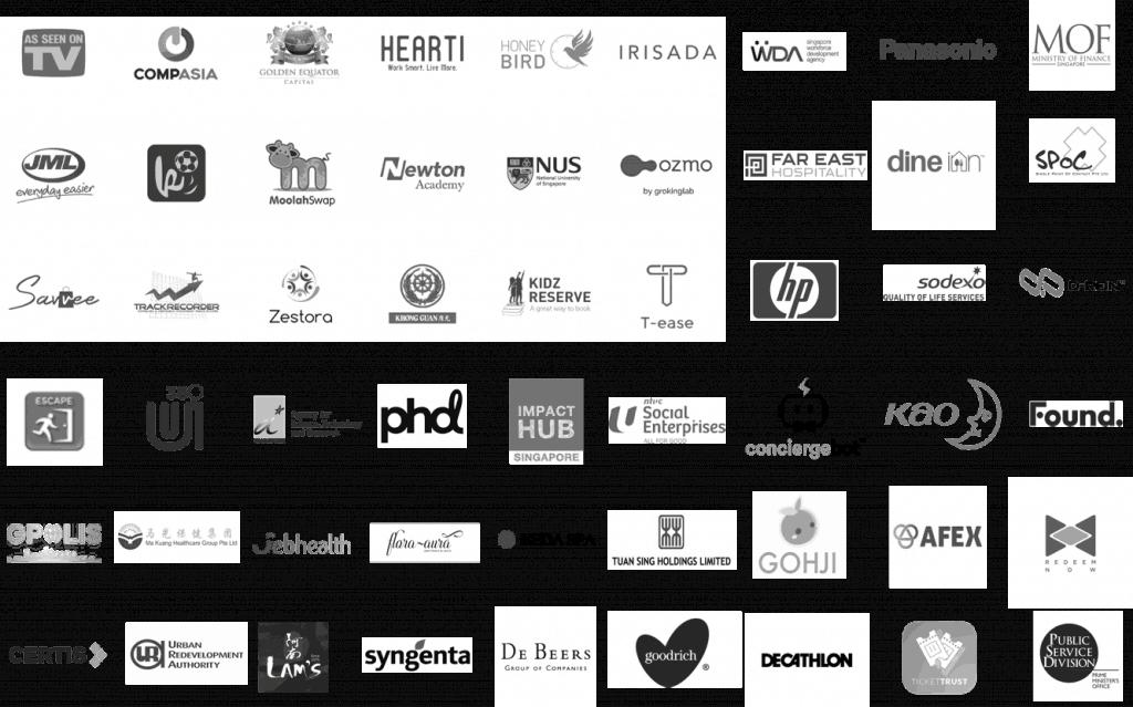 RobustTechHouse Client Logos