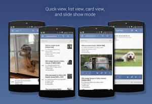BaconReader for Reddit Mobile App Review