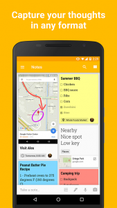 Google Keep Mobile App Review