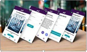 PHD Media E-Book App