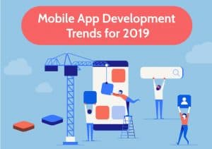 mobile app development 2019 cover