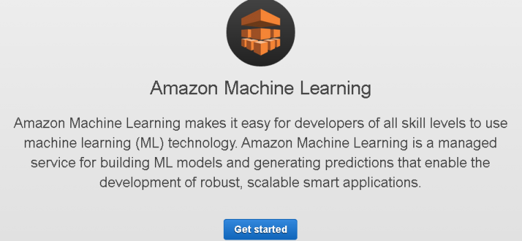 Amazon Machine Learning Review