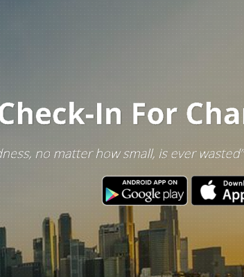 Check-In For Charity