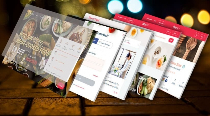 DineInn Website