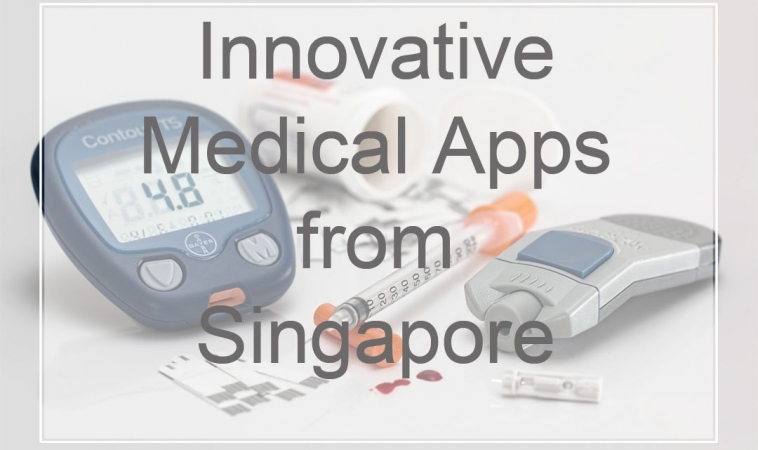 Innovative Medical Apps from Singapore
