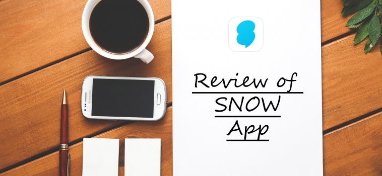 Review of SNOW App
