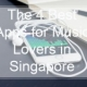 The 4 Best Apps for Music Lovers in Singapore