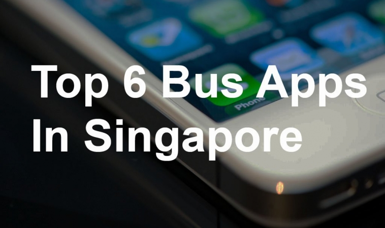 Review of Top 6 Bus Apps in Singapore