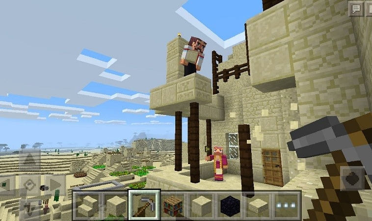 Minecraft: Pocket Edition Mobile App Review