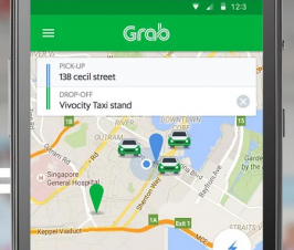 Review of Grab App