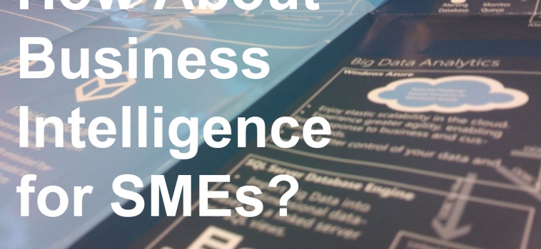 How About Business Intelligence for SMEs?
