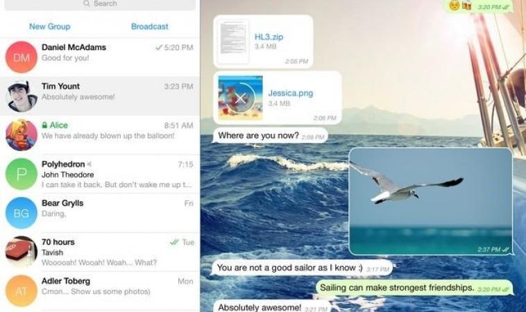 Telegram Messenger Review