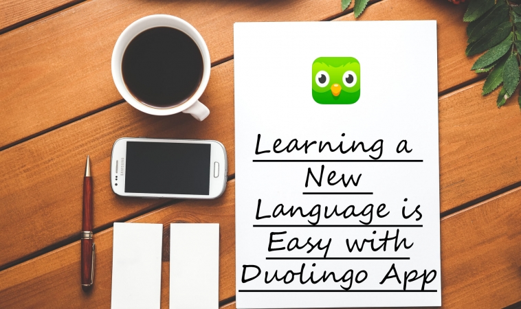 Learning a New Language is Easy with Duolingo App