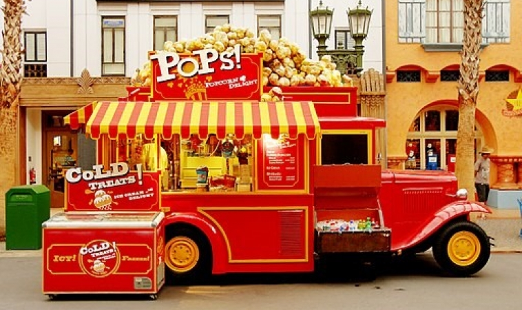Make Your Food Truck a Success with an App