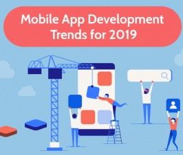 Mobile App Development Trends 2019 (Infographic)