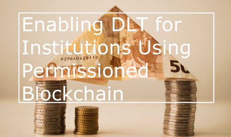 Enabling DLT for Institutions Using Permissioned Blockchain
