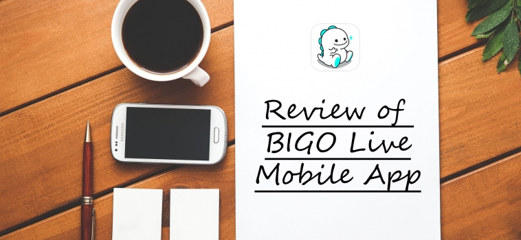 Review of the BIGO Live Mobile App