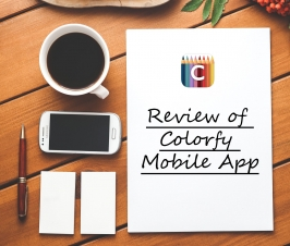 Review of Colorfy Mobile App